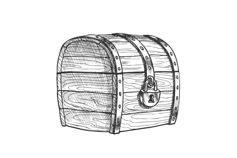 treasure-chest-protected-metal-lock-vintage-vector