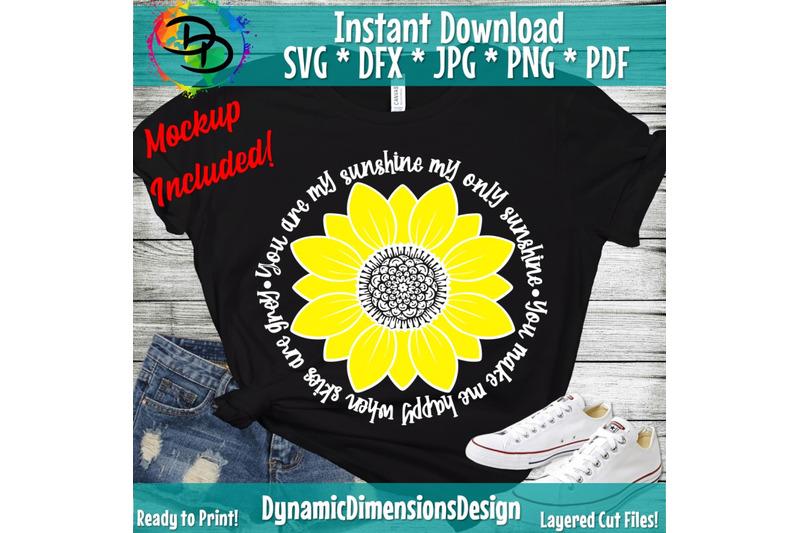 you-are-my-sunshine-peace-love-sunshine-svg-sunflower-svg-peace-lov