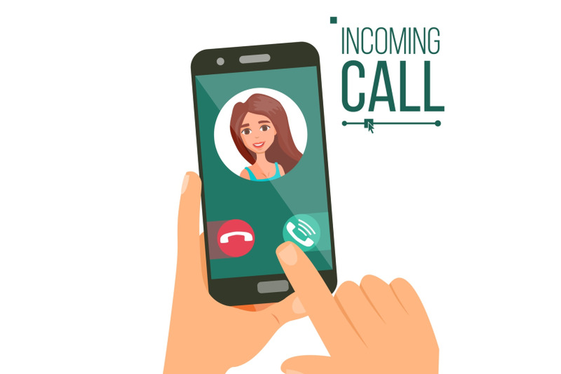 incoming-call-vector-woman-face-on-mobile-smartphone-screen-calling-application-interface-digital-conversation-friends-communication-wireless-talking-isolated-flat-cartoon-illustration