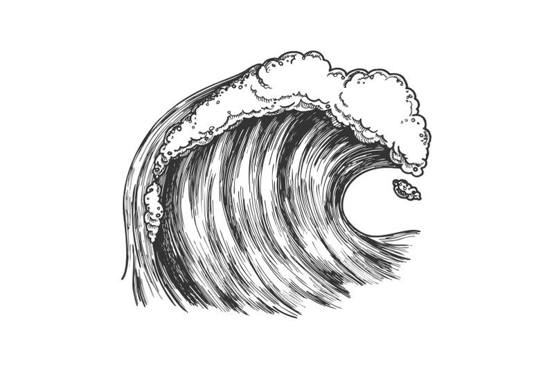 rushing-foamy-tropical-ocean-marine-wave-vector