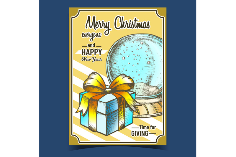 merry-christmas-gifts-advertising-banner-vector