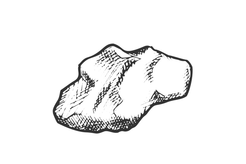 stone-river-decoration-rock-monochrome-vector
