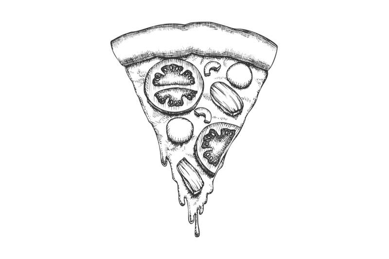 vegetable-italian-slice-piece-pizza-vintage-vector