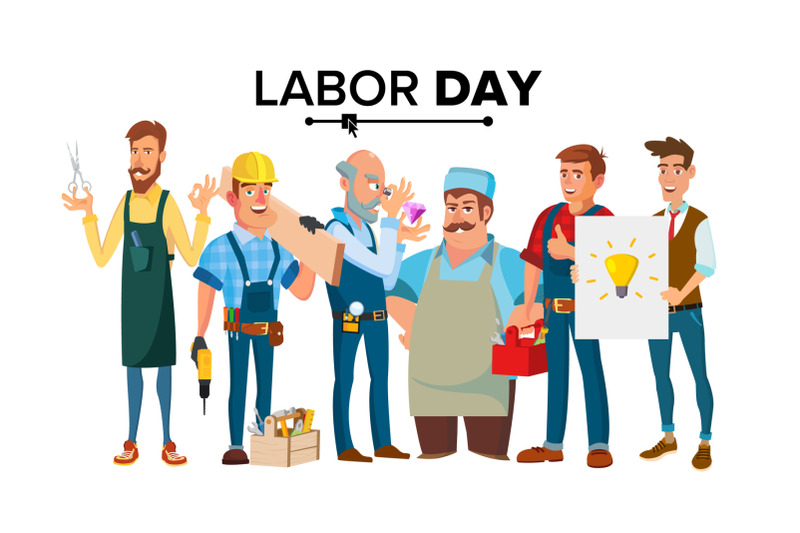 labor-day-vector-a-group-of-people-of-different-professions-flat-isolated-cartoon-character-illustration