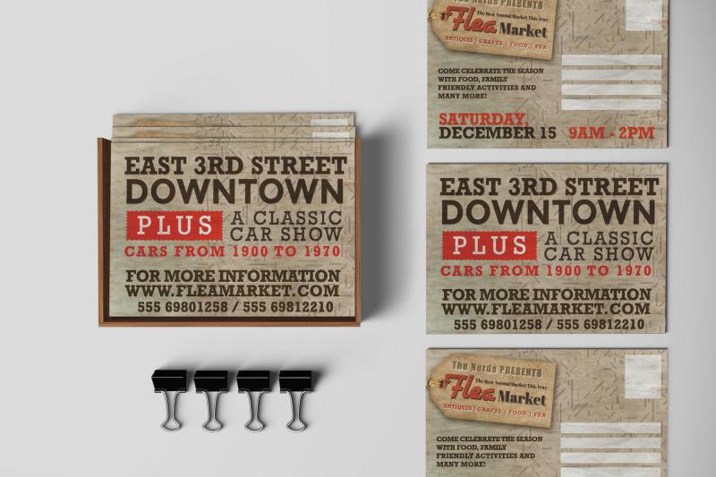 flea-market-flyer