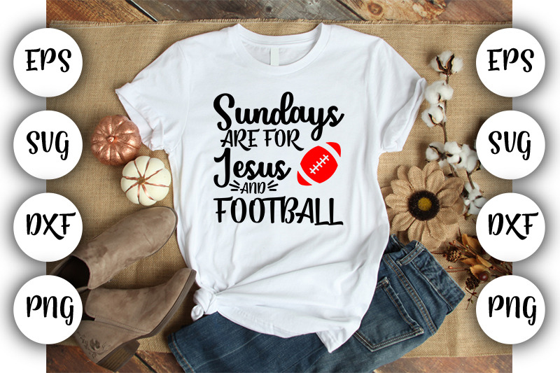 sundays-are-for-jesus-and-football-svg-dxf-eps-png