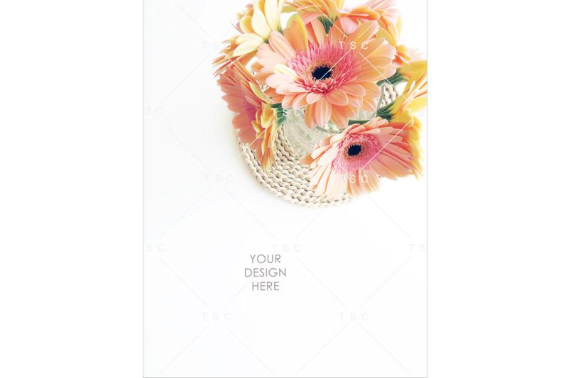 portrait-mode-daisy-flowers-stock-photo