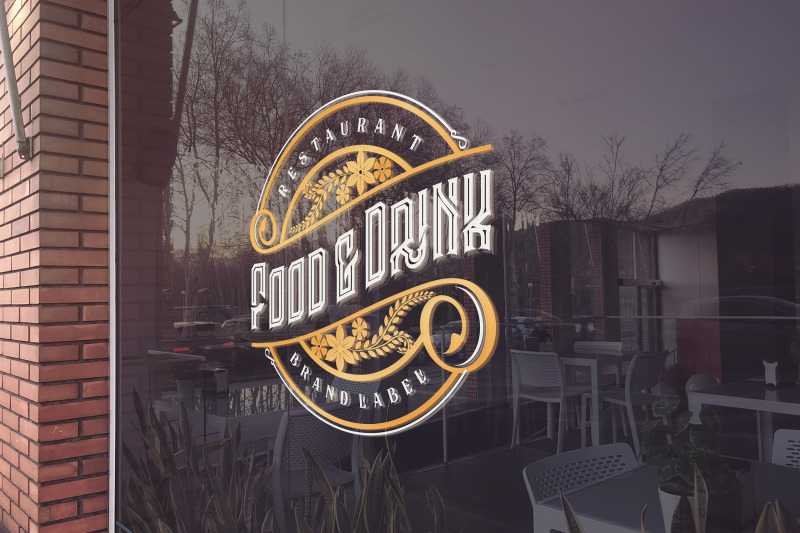 glass-restaurant-logo-mockup