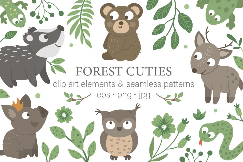 forest-cuties
