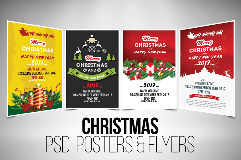 4-christmas-event-flyer-template
