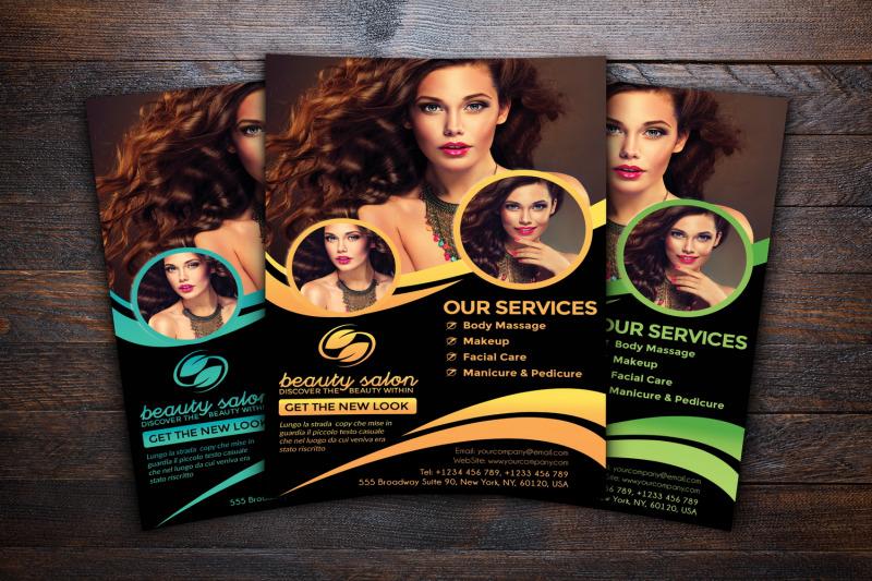 beauty-salon-flyer
