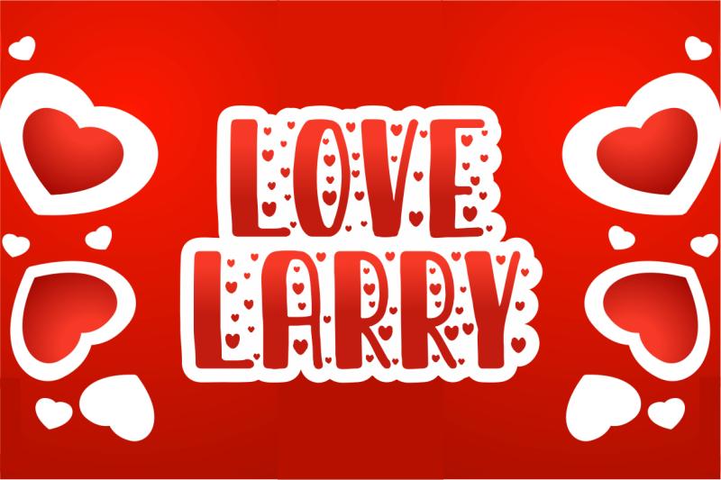 love-larry