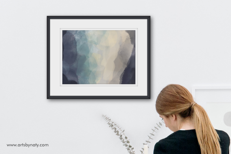 abstract-pastel-blue-printable-wall-art-in-5-sizes