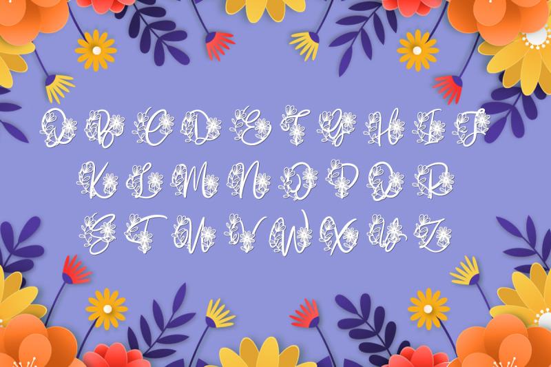 monogram-daisy