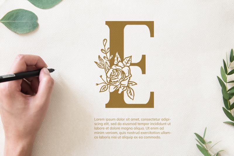 rosena-monogram