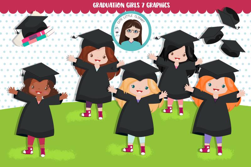 graduation-girls-cliparts
