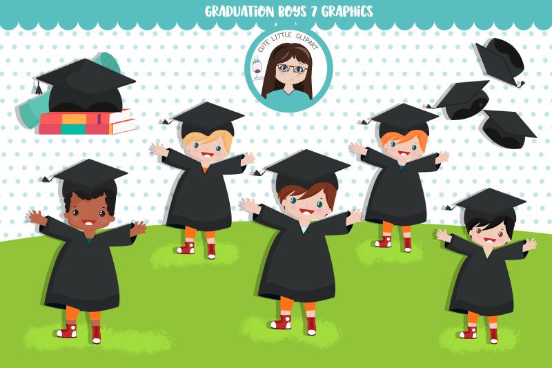 graduation-boys-cliparts