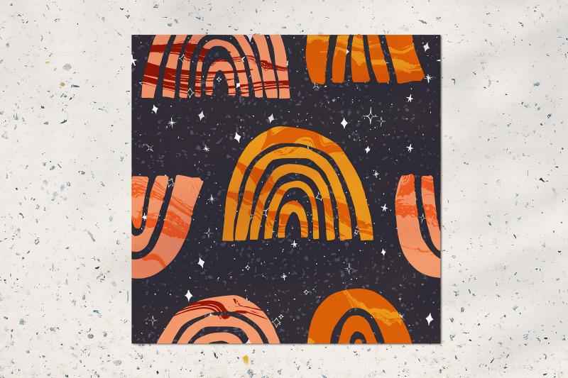 galaxy-rainbows-seamless-pattern