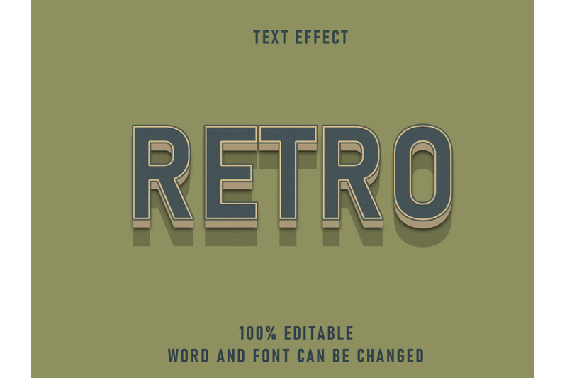 retro-text-effect-editable-font-color-solid-best-style-vintage