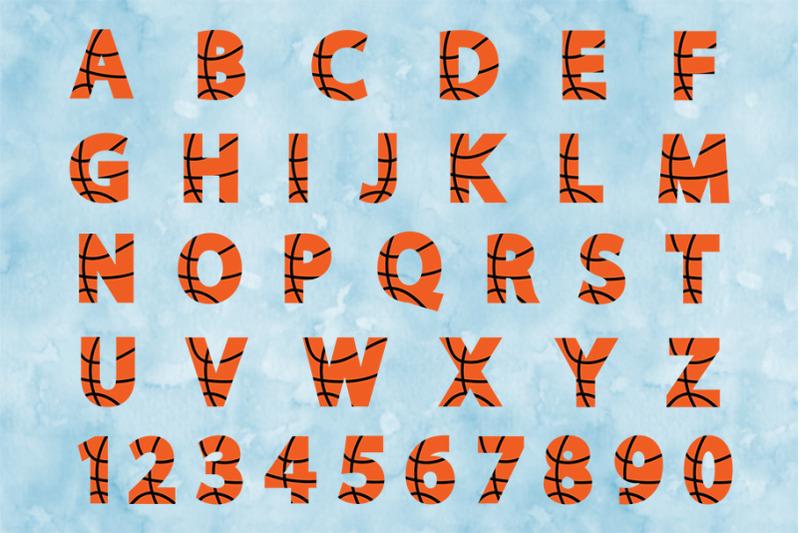 basketball-alphabet-amp-numbers-svg-basketball-alphabet-clipart