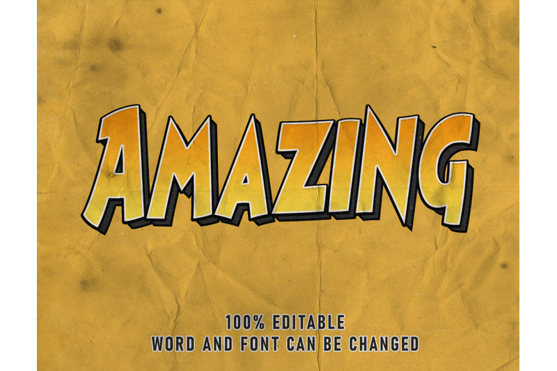 amazing-text-effect-comic-editable-font-color-style-poster