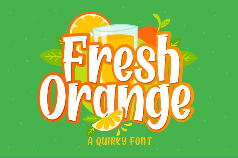 fresh-orange