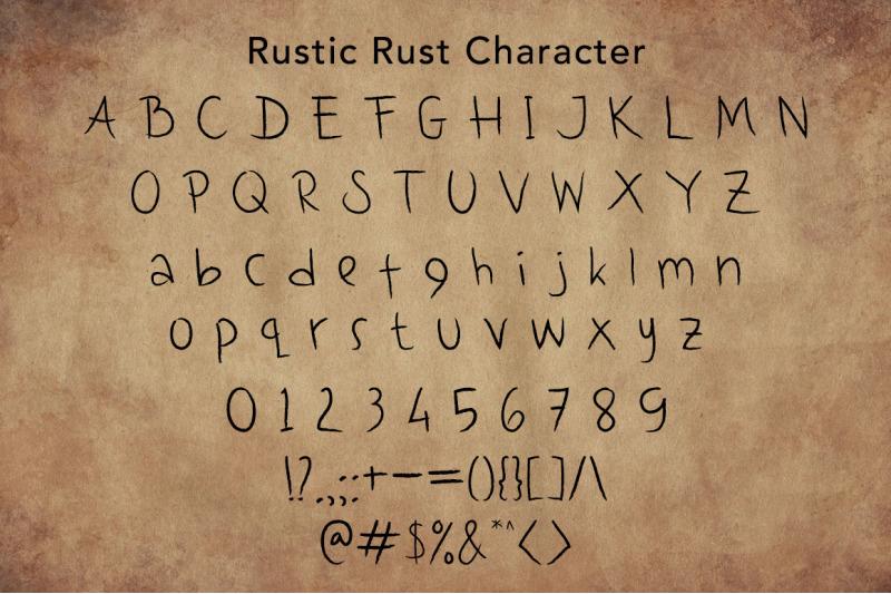 rustic-rust