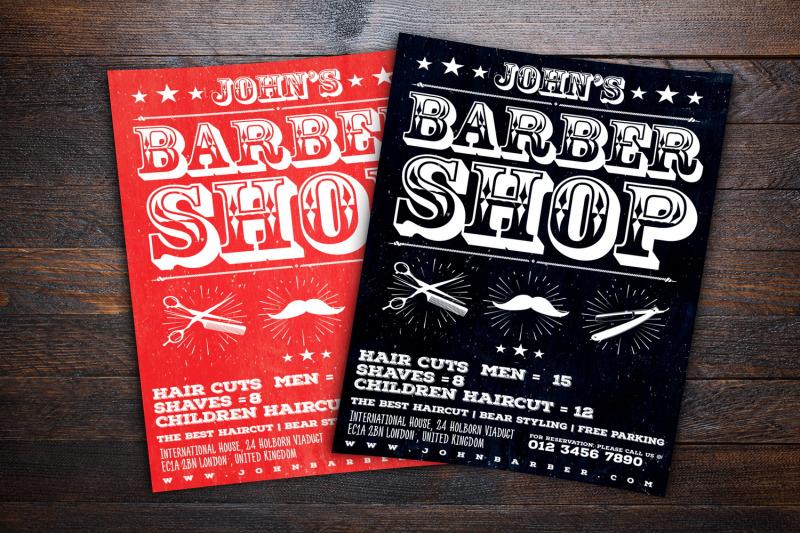barber-shop-flyer