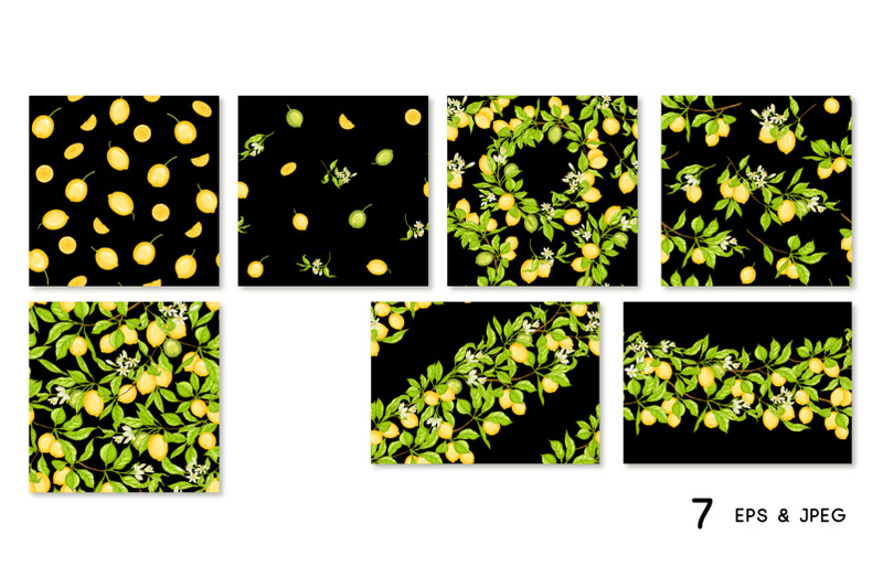 lemon-tree-branch-with-lemons-flowers-and-leaves