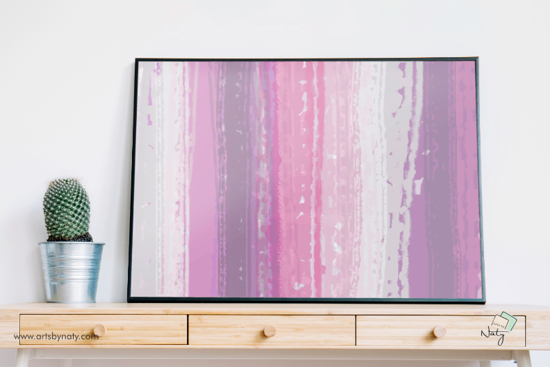 abstract-lavender-printable-painting-wall-art