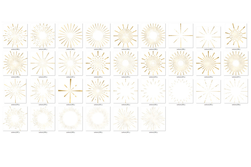 golden-sunbursts-clipart