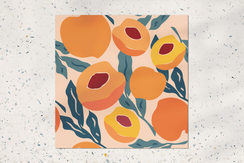 abstract-peaches-seamless-pattern