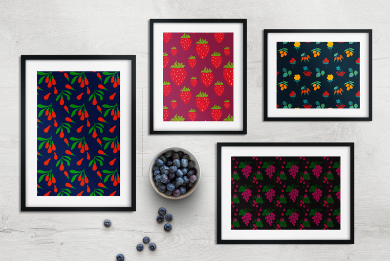 go-for-berries-forest-collection