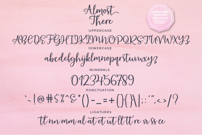 almost-there-script-typeface