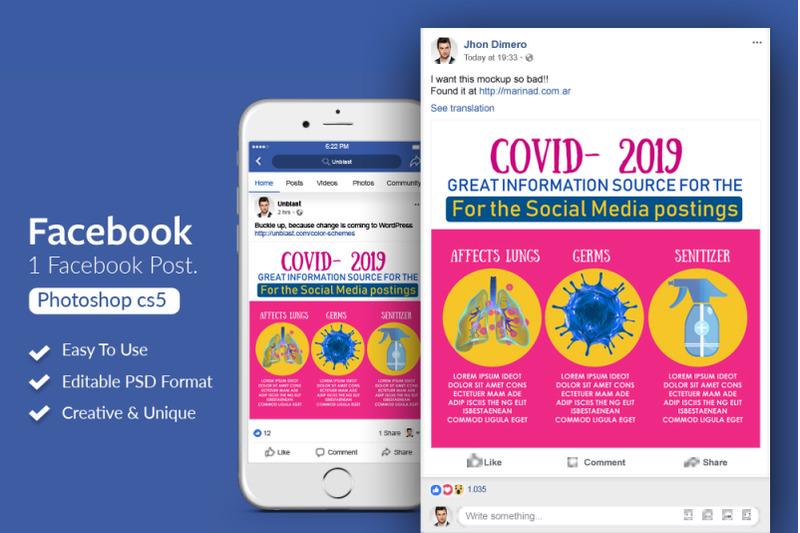 covid-2019-precaution-facebook-post