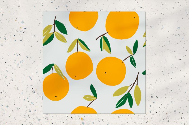 oranges-seamless-pattern