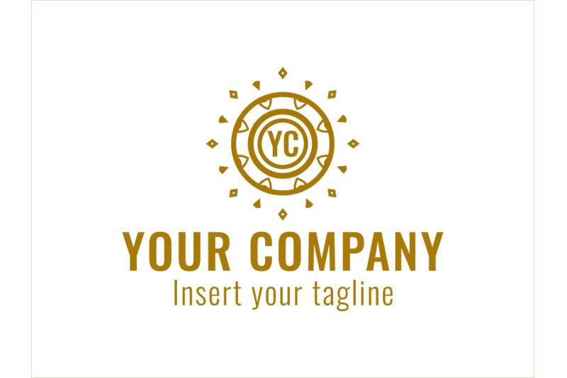 logo-gold-vector-water-splash-motifs