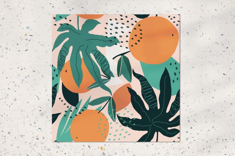 citrus-seamless-background