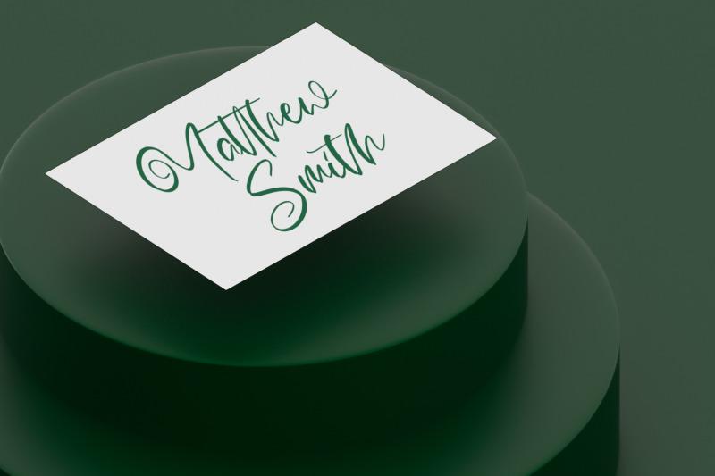 calligrapher-modern-script-font