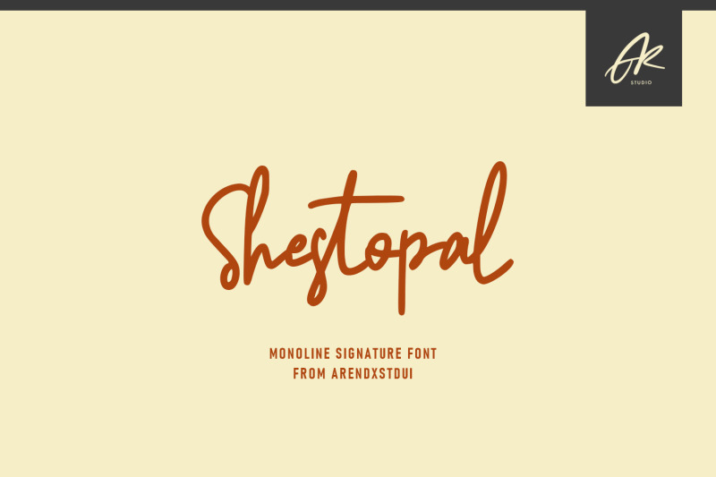 shestopal-monoline-signature