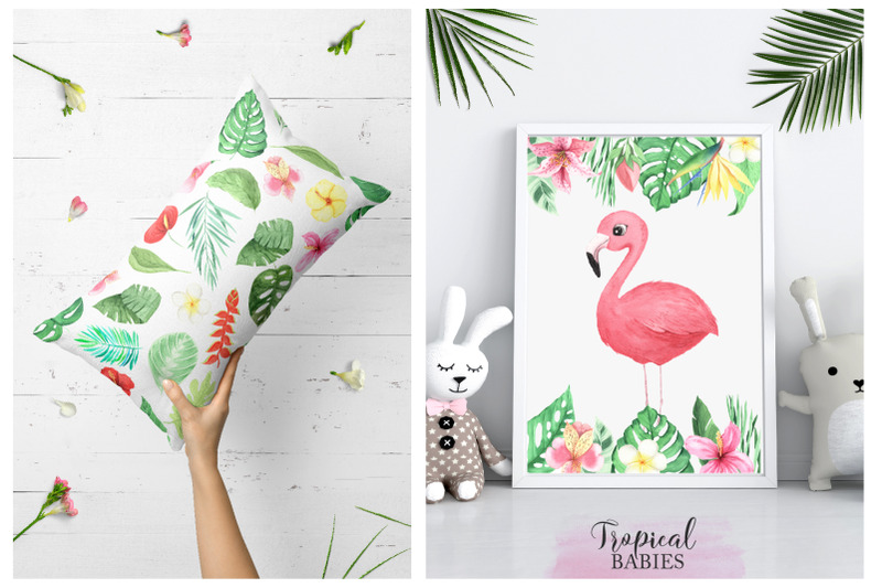 watercolor-tropical-animals-clipart