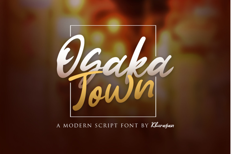 osaka-town-script
