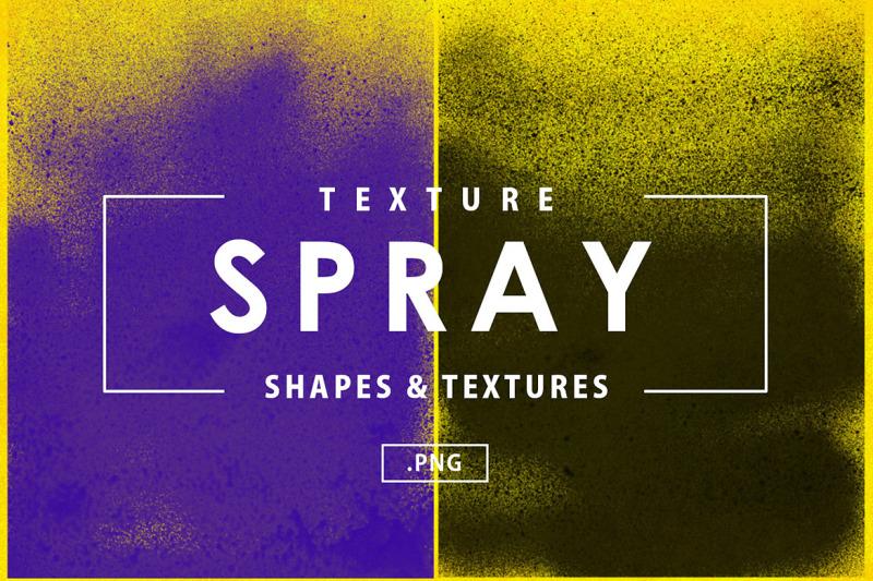 spray-textures