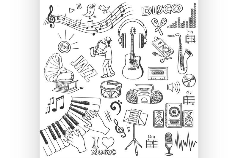 hand-drawn-music