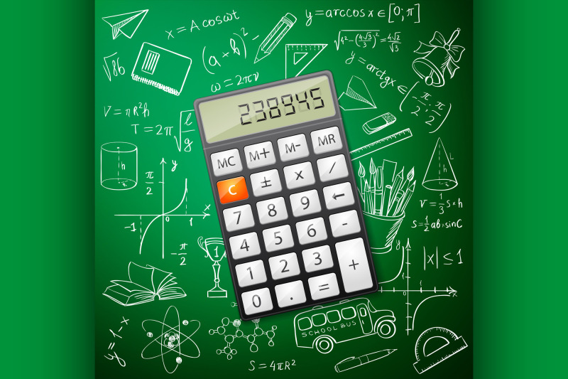 mathematics-hand-drawing-with-a-calculator