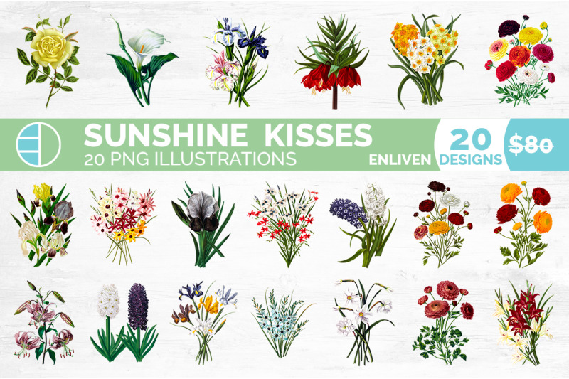 flowers-clipart-bundle