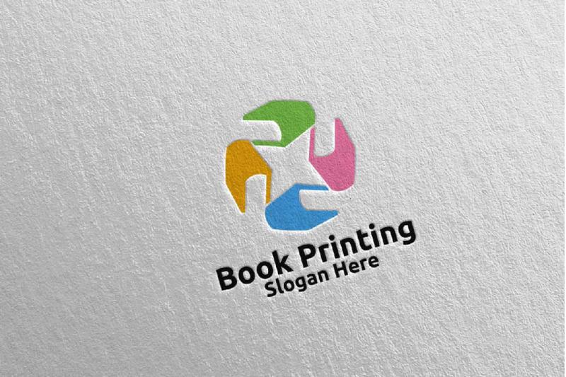 book-printing-company-logo-design-84
