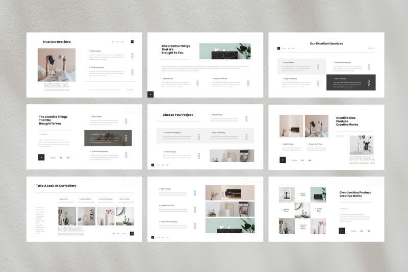 minimax-minimal-amp-creative-keynote-template
