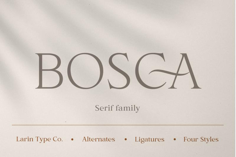 bosca-family