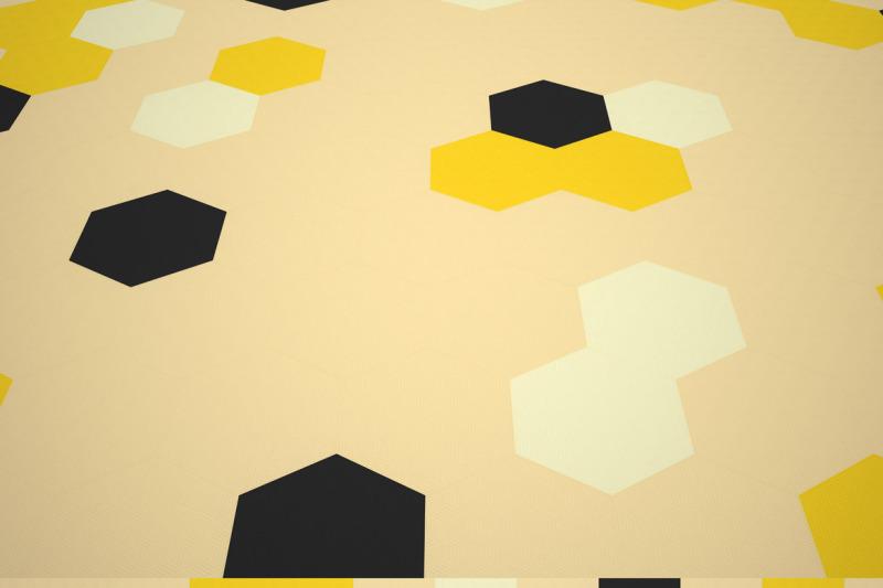 textured-hexagon-backgrounds